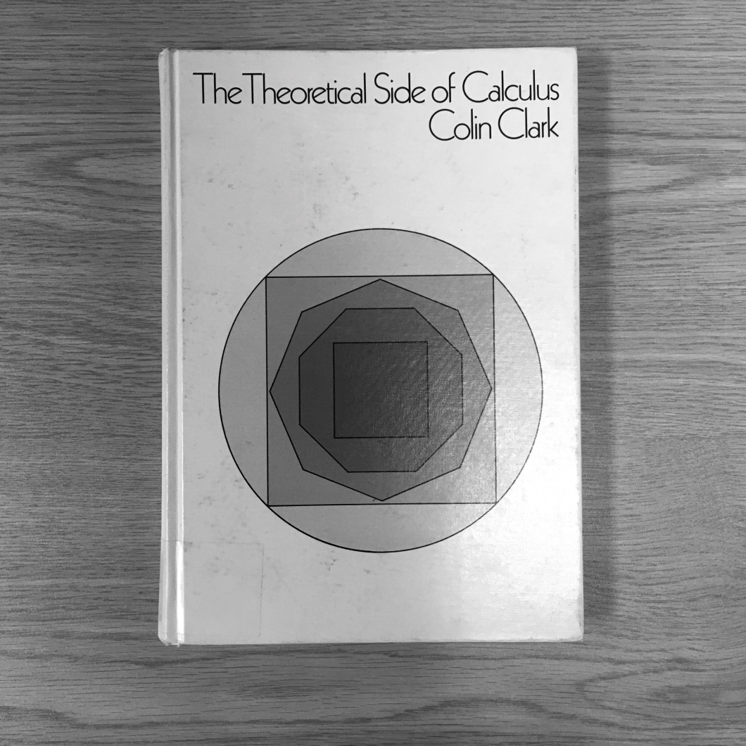 thetheoreticalsideofcalculus