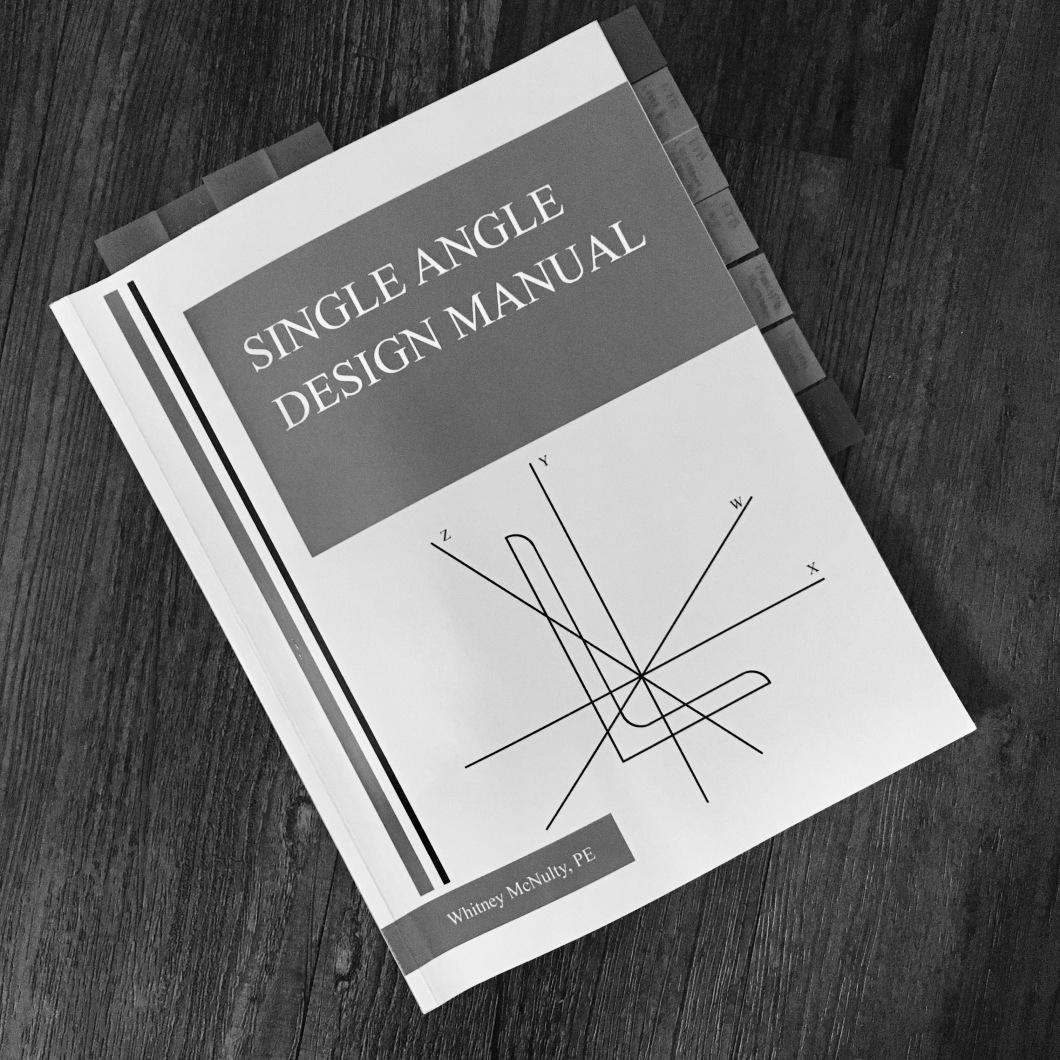 Single Angle Design Manual