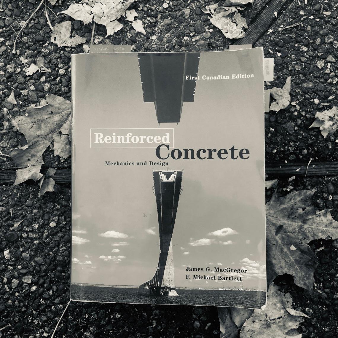 Reinforced Concrete Mechanics and Design (MacGregor Bartlett)